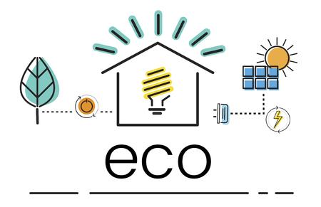 environnement durabilité concept écologique Banque d'images