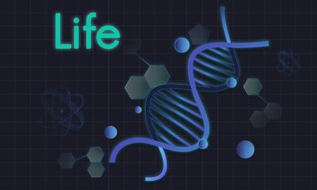 유전학 실험실 DNA 과학 생물학 인간성
