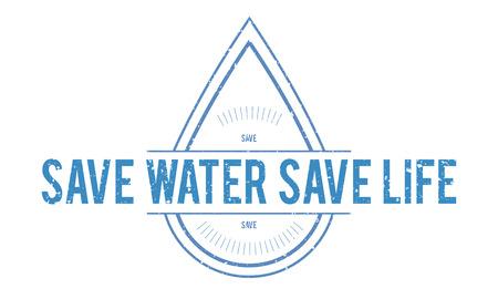世界的な水の保全日 3 月 22 日