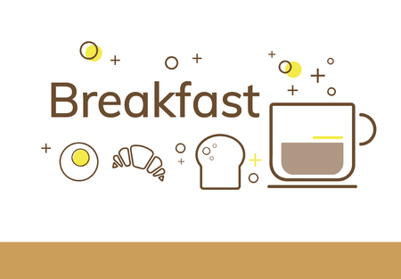 Breakfast Meal Morning Energy Concept