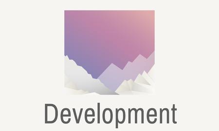 Development concept Stok Fotoğraf