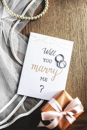 結婚してくれますカード結婚の提案