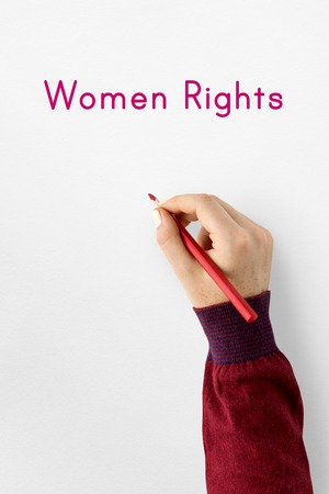 International Womens Day Equality Rights Graphic