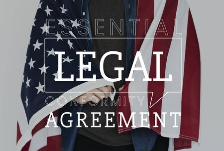 Legal agreement law protection system