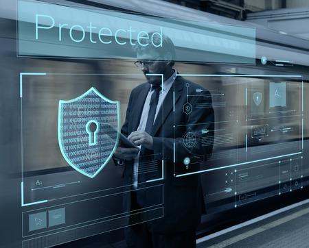 データセキュリティシステムシールド保護検証