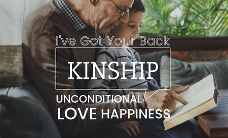 Family parentage home liefde samen woord