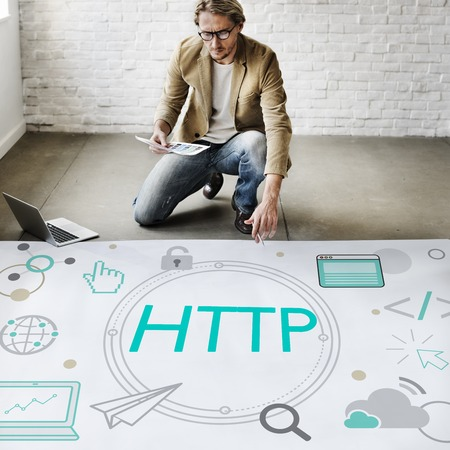 HTML HTTP Web Design Hompage Icon