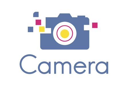 Camera is a device for capture a memory. 版權商用圖片 - 82274518
