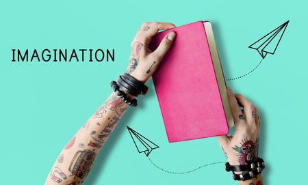 Imagination Inspiration Creative Idea Concept Stock Photo