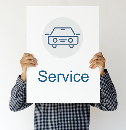 Car Service Icon sign Symbol Stock Photo - 82417703