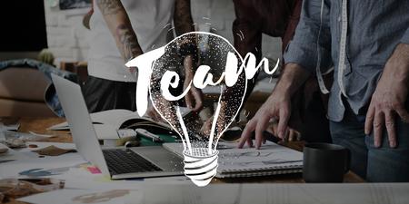 Teamwork Team Fashion Design Collaboration