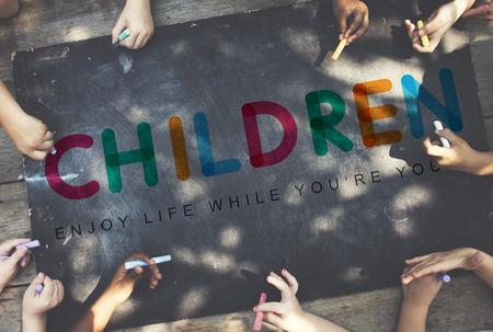 子ども若者の世代は子供の人