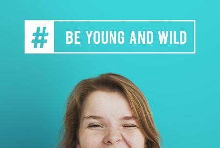 若者文化は野生のライフ スタイルです。