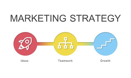 Business Development Strategy Results Concept 版權商用圖片