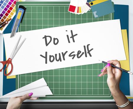 Verbeter ideeën Inspiration Creatief concept Stockfoto