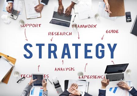 전략 사업 회사 전략 마케팅 개념