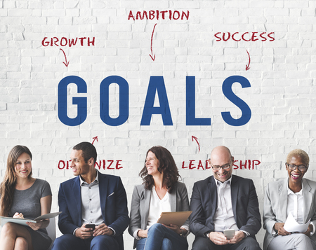 Goals Business Company Strategy Marketing Concept