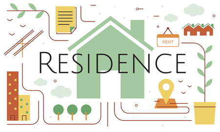 부동산 하우스 부동산 기숙사 개념