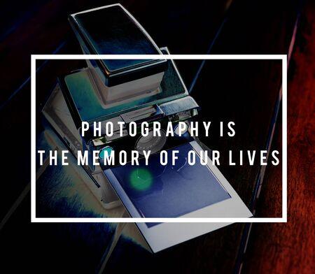 capture the moment: Capture The Moment Photograph Concept Stock Photo