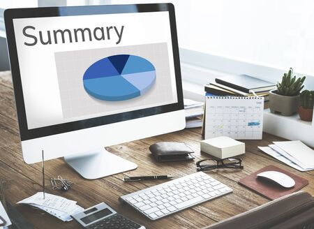 information analysis: Data Analysis Results Summary Graph Chart Word Graphic