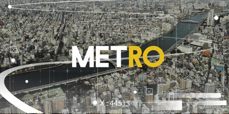 Metro City Urban Lifestyle Society Graphic