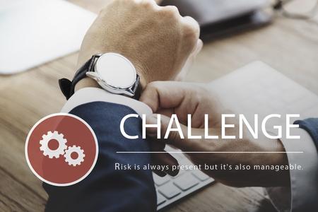 リスク管理の課題解決の優先順位します。