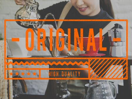 Original High Quality Approved Stamp Graphic