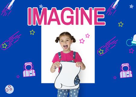 夢インスピレーション創造アイデア想像想像します。