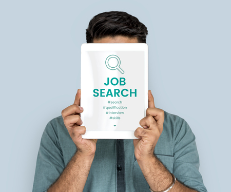 Job Search Recruitment Employment Concept