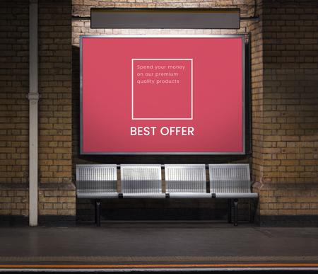 Best Price Premium Sale Concept Foto de archivo - 82936559