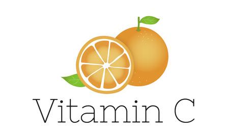 신선한 유기농 오렌지의 그림