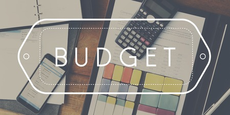 Budget Economy Costs Finance Accounting Stock fotó - 82879286