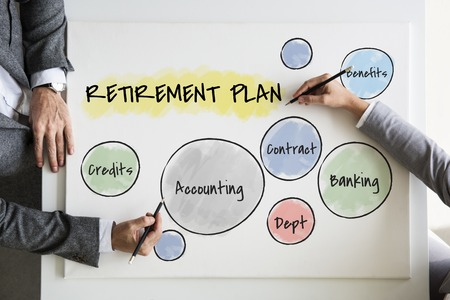 People with retirement plan