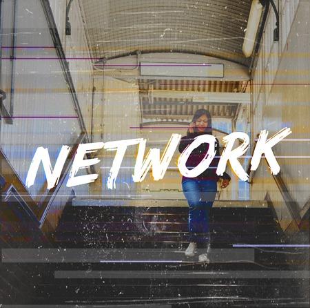 通信接続オンライン技術コミュニティ言葉