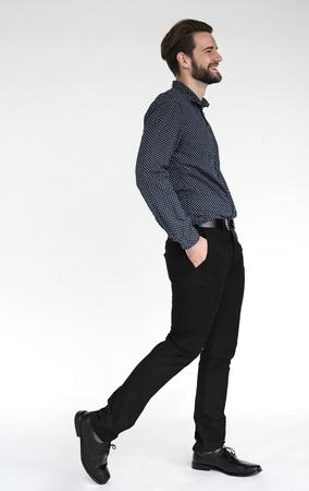 trouser: Studio Shoot People Portrait Concept Stock Photo