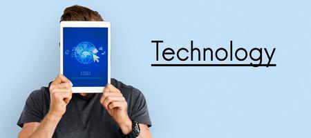 インターネット社会技術デジタル接続デバイス