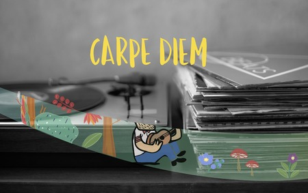 Carpe Diem Live It Up
