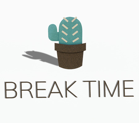 Positivity Freedom Break Time Word 版權商用圖片