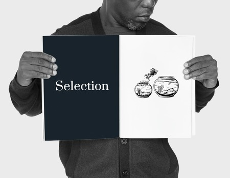 Challange Descision Option Chance Choice Concept Stok Fotoğraf