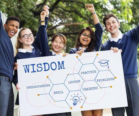 Wisdom Alfabetisering Studie Kennisacquisitie