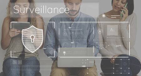 techie: Data Security system Shield Protection Verification