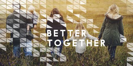 우리는 함께 할 수있다.