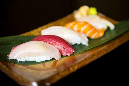 Japanese dining sushi healthy food Фото со стока