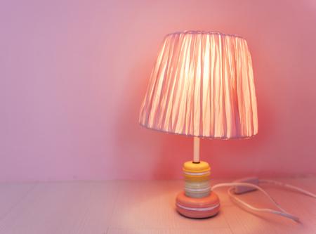ピンクのパステルで女らしさスタイル装飾 写真素材 - 85323806