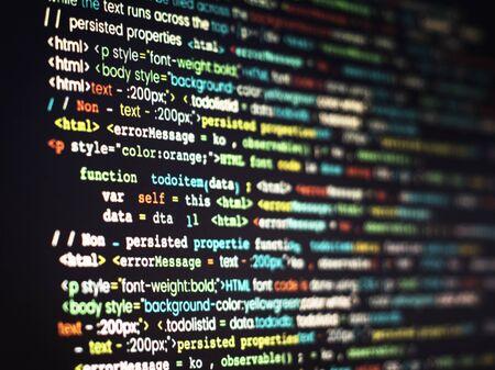 Piratage de cyber-espace crime phishing Banque d'images