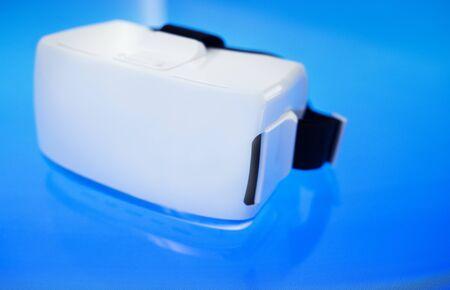 Virtual reality 3D simulation technology gadget