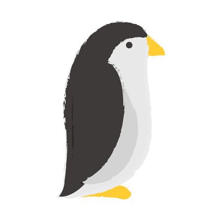 pinguïn Stock Illustratie