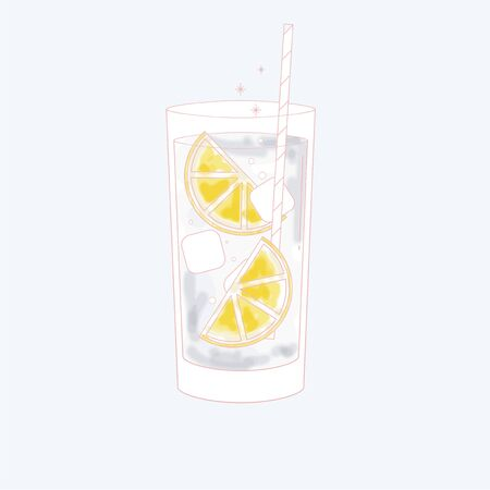 마실 것 일러스트