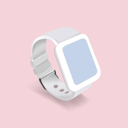 Smart watch Ilustrace
