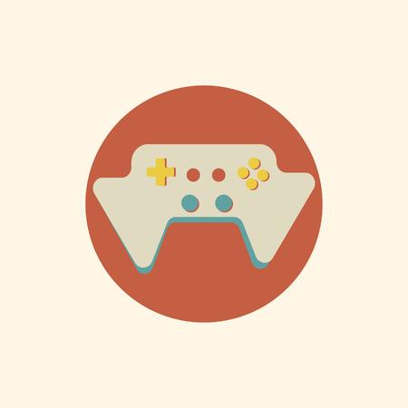 Joystick icon Ilustrace